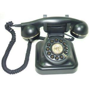 telephone fixe vintage comparer 30 offres. Black Bedroom Furniture Sets. Home Design Ideas