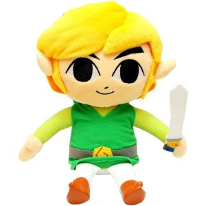 Nintendo Peluche Zelda : Link 16 cm