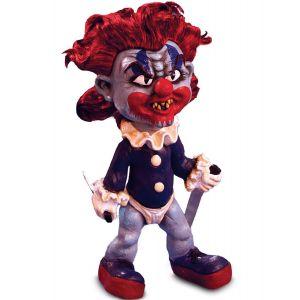 Décoration poupée zombie Ouchy Halloween (50 cm)