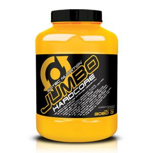 Scitec nutrition Jumbo Hardcore - 3060 g Banana Yogurt