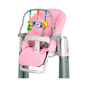 Chaise rose comparer 1275 offres - Chaise haute infantastic ...