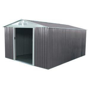 Viva Green Dallas - Abri de jardin métal 12.99 m²