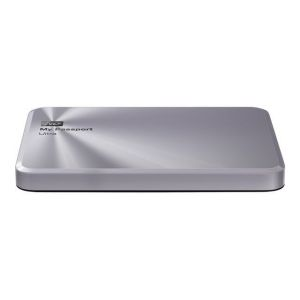 "Western Digital WDBEZW0040B - Disque dur externe My Passport Ultra Metal 4 To 2.5"" USB 3.0"