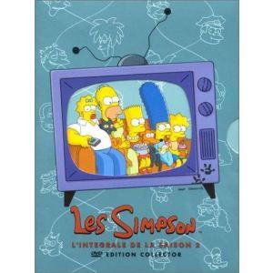Les Simpson - Intégrale Saison 2