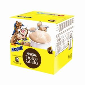 Nestlé 16 capsules Dolce Gusto Nesquik