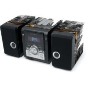 Muse M-33 NY - Micro système CD USB