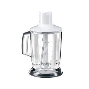 Braun BC5 - Bol hachoir, broyeur de glace et pot mélangeur 1 L