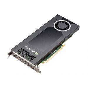 PNY VCNVS810DVI-PB - Carte graphique Nvidia NVS 810 4 Go DDR3 PCI Express 3.0 x16