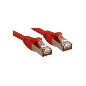 Lindy 45623 - Câble réseau patch cat.6 S/FTP PIMF Premium sans halogène 2 m.
