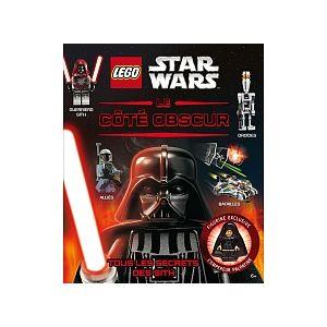 Livre Lego Star Wars Le côté obscur
