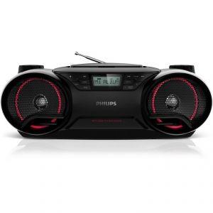 Philips AZ3831/12 - Lecteur de CD-MP3, tuner numérique avec port USB