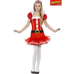 Smiffy's Déguisement Little Miss Santa tutu (7 à 13 ans)