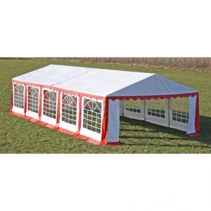 VidaXL 40157 - Toile de rechange pour tente de réception 10 x 5 m