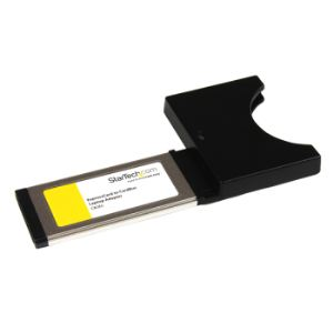 StarTech.com CB2EC - Carte Adaptateur Convertisseur ExpressCard/34 vers PCMCIA CardBus
