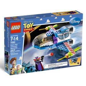 Lego 7593 - Toy Story : Le vaisseau spatial de Buzz l'éclair