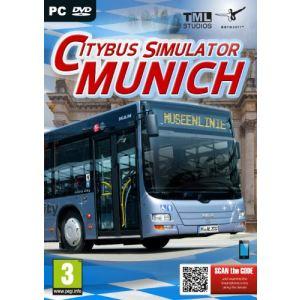 City Bus Simulator - Munich sur PC