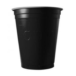 20 gobelets américains Original Cup noirs