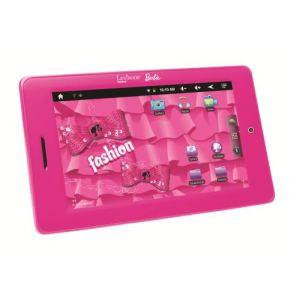"Lexibook Barbie Tablet (MFC190BBFR) - Tablette tactile multimédia 7"" 4 Go sur Android 4.1"