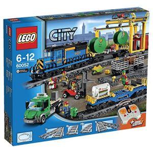 Lego 60052 - City : Le train de marchandises