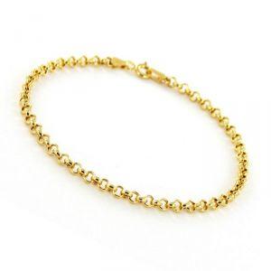 Carrement or CDMC887 - Bracelet pour femme en or jaune