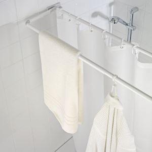 10 offres double barre de rideau economisez de l 39 argent comparer les prix. Black Bedroom Furniture Sets. Home Design Ideas