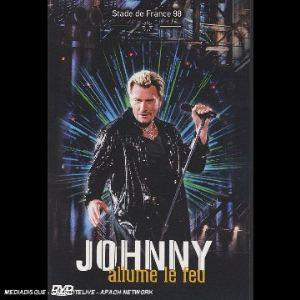 Johnny Hallyday : Allumer le feu (Stade de France 1998)
