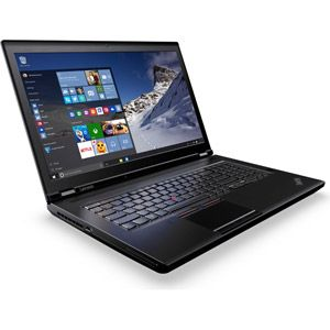 "Lenovo ThinkPad P70 (20ER000EFR) - 17.3"" avec Core i7-6700HQ"