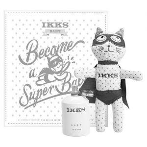 IKKS Baby - Coffret Eau de senteur 100 ml + Doudou