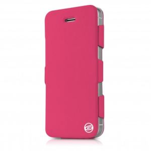 Itskins ITIP5SPLUMEPK - Housse de protection iPhone 5s / 5