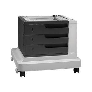 HP CE735A - Bac d'alimentation 1500 feuilles dans 3 bac (pour LaserJet Enterprise M4555f MFP, M4555h MFP)