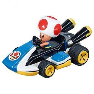 Carrera Toys 64036 - Nintendo Mario Kart 8 Toad pour circuit Go!!!