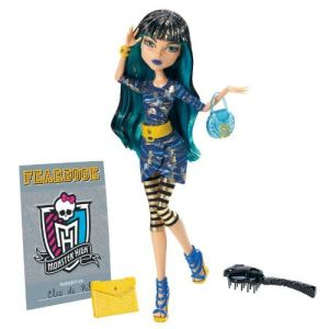 Mattel Monster High Cléo de Nile Photo de classe