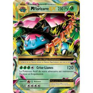 Asmodée Florizarre - Carte Pokemon Xy12 Evolutions 2/108 Mega Ex Rare