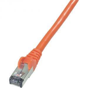 Wentronic 68287 - Câble réseau RJ45 Cat6 S/FTP 50 m