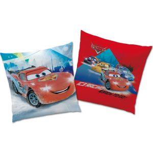 Cti Coussin réversible ice racing Mc Queen (40 x 40 cm)