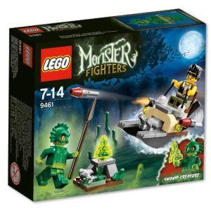 Lego 9461 - Monster Fighters : La créature des marais