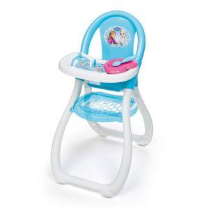 Smoby Chaise haute La Reine Des Neiges