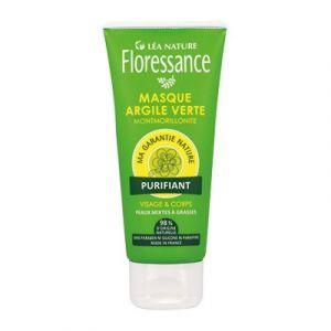 Floressance Argile Verte - Masque purifiant visage & corps