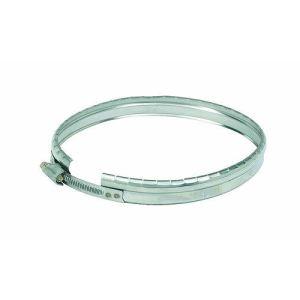 Ten 166180 - Bague inox à griffe pour flexible diamètre 180