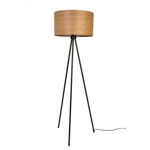 Dutchbone Woodland - Lampadaire trépied 150 cm