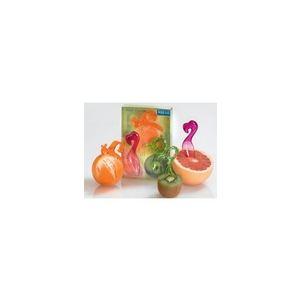Koziol 3 pièces agrumes Fresh Vitamins