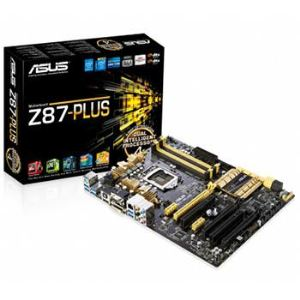 Asus Z87-Plus - Carte mère Socket LGA 1150