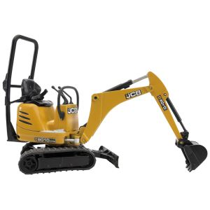 Bruder Toys 62003 - Mini pelle JCB 8010 - Echelle 1:16