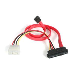 StarTech.com PLATE9M16 - Plaque 40 cm série mâle 9 broches vers connecteur interne de carte mère 10 broches