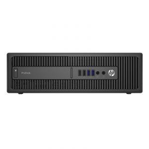 HP T4J72EA - ProDesk 600 G2 avec Core i3-6100 3,7 GHz