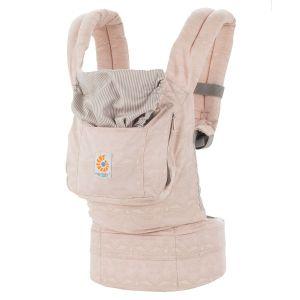 Ergobaby Organic - Porte bébé ventral, dorsal et portage sur la hanche