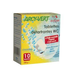 Arcy-Vert 10 tablettes détartrant WC (250 g)