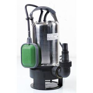 Ribiland PRPVC900CIP - Pompe vide-cave Pro inox eaux chargées 900W