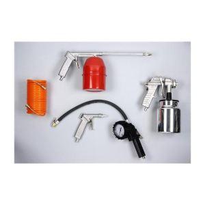 Prodif 5011 - Kit 5 accessoires aluminium pour compresseur