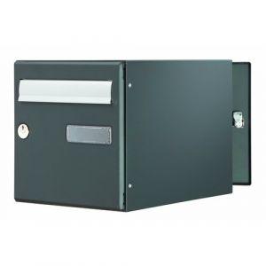Decayeux Boîte aux lettres empilable double face Blanc Expert Box 121623